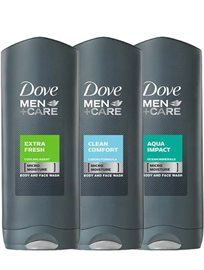 Dove Men +Care Body & Face Wash
