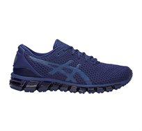 נעלי ריצה ASICS דגם T840N-402 QUANTUM לגברים בצבע כחול