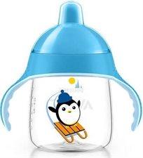 אוונט כוס מעבר עם פטנט למניעת טפטופים לגילאי 12+ חודשים