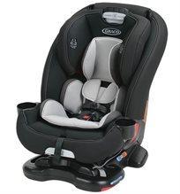 כסא בטיחות משולב בוסטר 3 ב 1 עם שינוי מצבי שכיבה Recline 'N Ride שחור/אפור Murphy