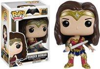 Funko Pop - Wonder Woman  (Batman  Vs Superman) 86 בובת פופ