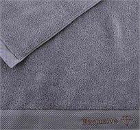 מגבת לפנים עשויה 100% כותנה איכותית ונעימה בצפיפות גבוהה מסדרת מגבות אקסלוסיב VARDINON