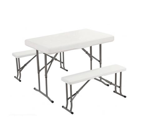סט שולחן ושני ספסלים Australia Camp