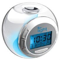 לקום לחלום! שעון מעורר עם צלילי קולות מהטבע, מחליף צבעים ובעיצוב מקסים