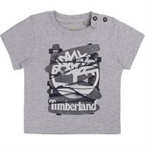 Timberland טימברלנד טישרט(6 חודשים- 4 שנים) - אפור