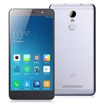 סמארטפון REDMI NOTE 3 נפח אחסון 32GB מערכת הפעלה Android מצלמה 16MP