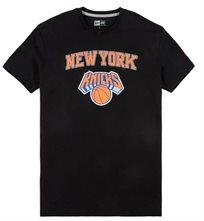 NEW ERA גברים// חולצת New York Knicks  קצרה