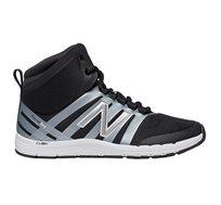 נעלי אימון לנשים NEW BALANCE דגם WX811MBW HIGH - שחור