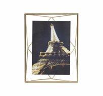 מסגרת Prisma לתמונה בסגנון תעשייתי צבע זהב UMBRA