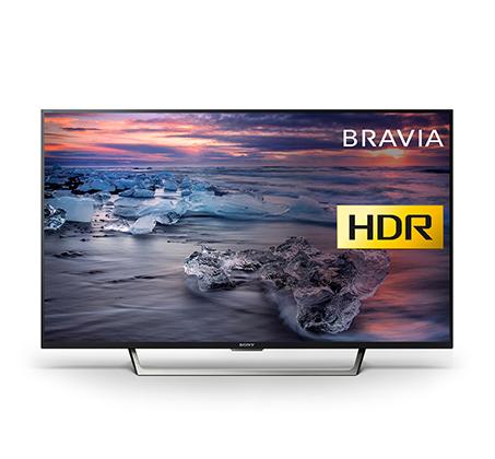 """טלוויזיה  """"32 Smart LED TV ברזולוציית Full HD דגם KDL-32WD753BAEP"""