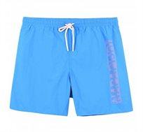 בגד ים Napapijri לגברים בצבע כחול
