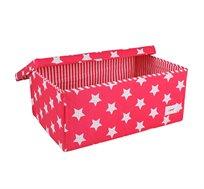 סוף לבאלגן! קופסא מעוצבת מבית 'Minene' לאחסון צעצועים, שמיכות, בגדים ועוד