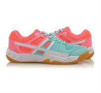 נעלי אינדור לנשים Li Ning Badminton Training Shoes בשני צבעים לבחירה