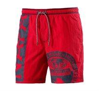 בגד ים NAPAPIJRI לגבר עם תחתון פנימי בצבע אדום