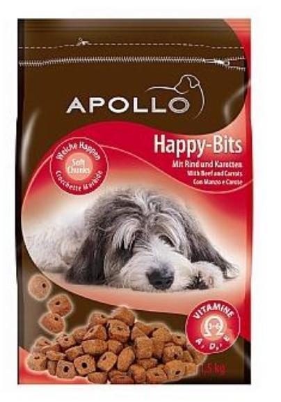 חטיף לכלב אפולו הפי בייטס 1.5 ק''ג