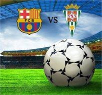 לראות משחק ולא בטלוויזיה! ברצלונה מול קורודובה - בחנוכה! 4 לילות בברצלונה+כרטיס החל מכ-€699* לאדם