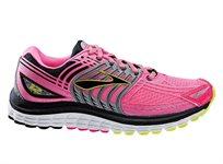 נעלי ריצה לנשים דגם Glycerin 12 מבית Brooks מתאימה לבעלי כף רגל ניטראלית עם בולם זעזועים