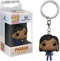 Funko Pop - Pharah Keychain מחזיק מפתחות