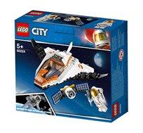 חללית משימת שירות לווין LEGO