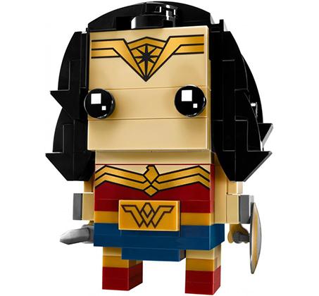 וואנדר וומן - משחק לילדים LEGO  - תמונה 2