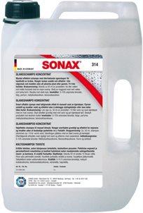 שמפו מרוכז SONAX 5L