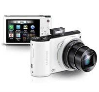 """מצלמת SAMSUNG עם 14MP, ממשק אלחוטי לשיתוף תמונות, מסך מגע 3"""" ותפריט בעברית"""