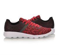 נעלי ריצה לגברים Li Ning Lightweight Running בצבע אדום