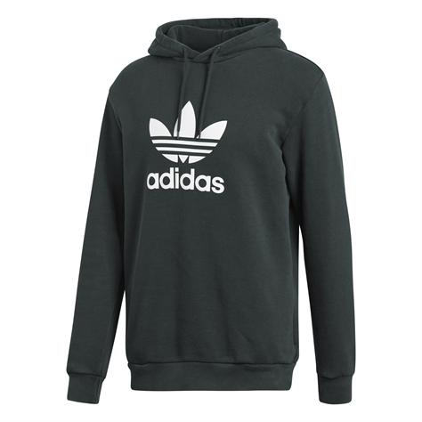 Adidas גברים// סווטשירט Trefoil ירוק