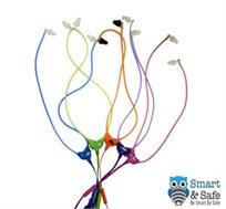 תשמעו את זה! אוזניות אוויר למניעת קרינה עם מיקרופון מובנה מבית Smart&Safe באיכות סאונד מדהימה!