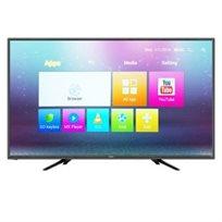 """טלוויזיה """"43 NEON LED TV FULL HD דגם NE-43FLED חיבור HDMI כולל תפריט בעברית"""