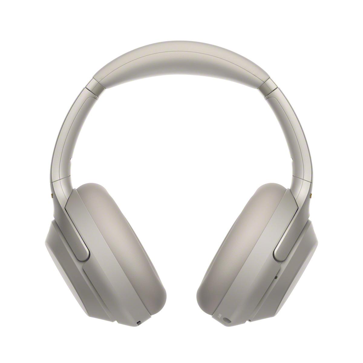 אוזניות אלחוטיות WH-1000XM3 מסננות רעשים תאימות לאייפון / אנדרואיד
