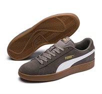 נעלי סניקרס Puma Smash V2 לגברים - אפור