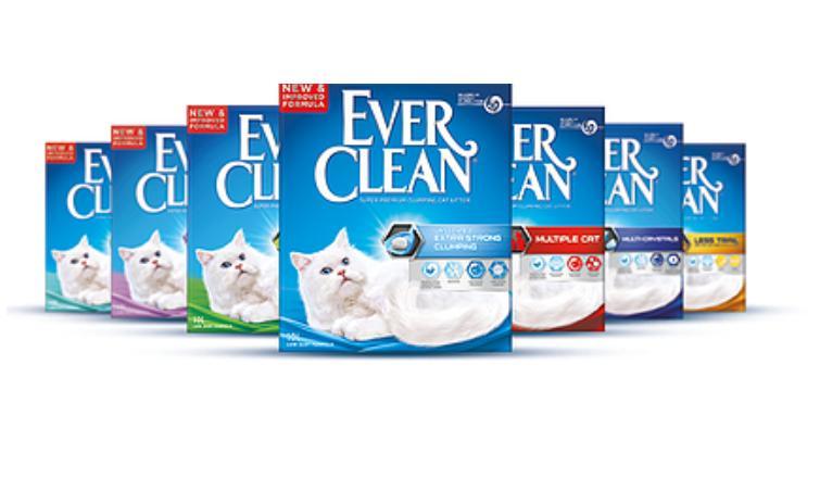 4+1 סופרחול לחתול מתגבש אברקלין 10 ליטר