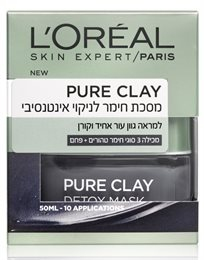 L'oreal Pure Clay
