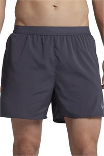 מכנסי ריצה קצרים Nike לגברים בצבע אפור כהה