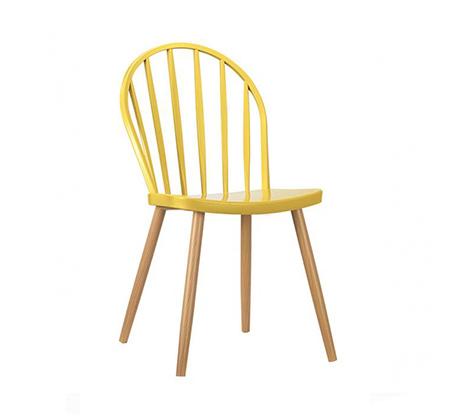 כיסא עץ לפינות אוכל במגוון צבעים לבחירה