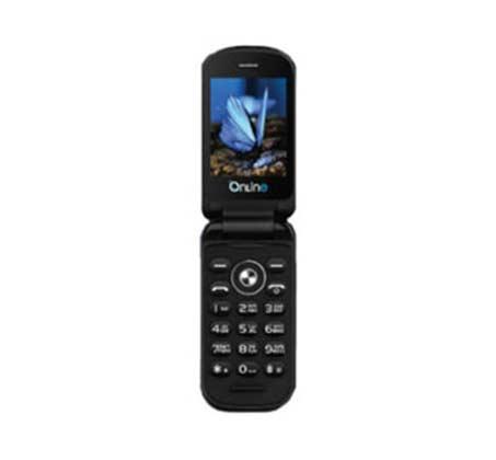 טלפון סלולרי קלאפה תומך דור Online X46 3G - צבע שחור