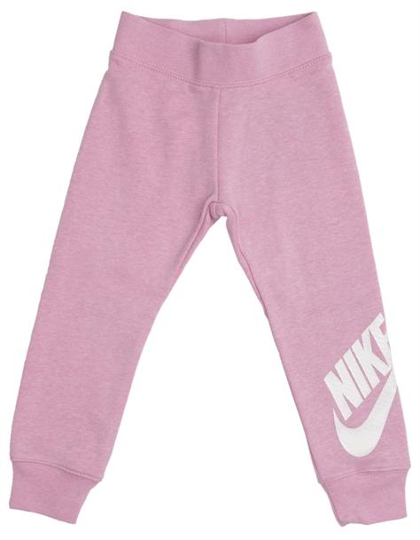 Nike ילדים גדולים // G Nsw Futura Fleece Jogger Pink