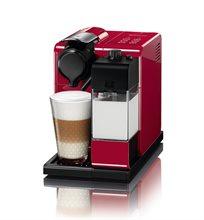 מבצע נספרסו! מכונת קפה Lattissima עם מקציף חלב מובנה בצבע אדום דגם F511 מבית Nespresso - משלוח חינם!