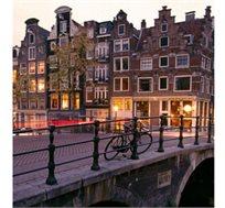 """סו""""פש באמסטרדם הכולל טיסות ומלון במחיר מדהים החל מכ-$222* לאדם!"""