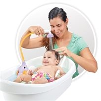 צעצוע אמבט ברז פיל