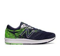 נעלי ריצה מקצועיות NEW BALANCE דגם MFLSHLRL1 לגבר בצבע כחול/ירוק