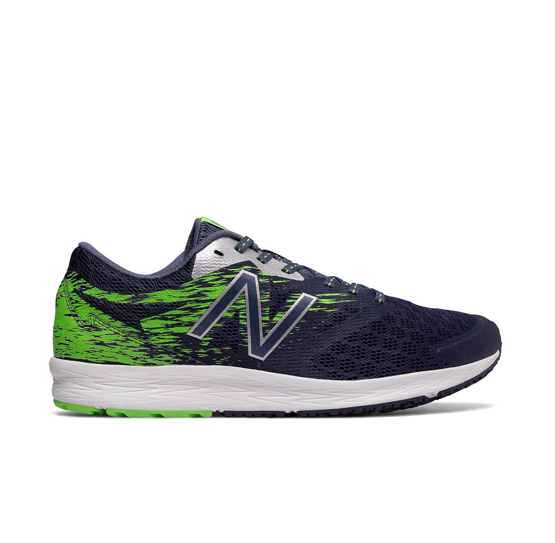 נעלי ריצה NEW BALANCE דגם MFLSHLRL1 לגבר - כחול/ירוק