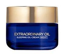L'oreal Extraordinary Oil Nourishing Night Cream-Mask