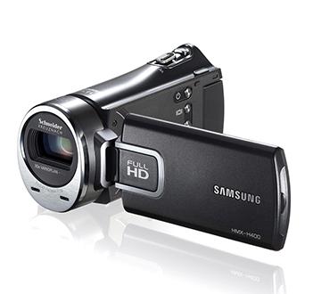 מצלמת וידאו FULL HD מבית SAMSUNG