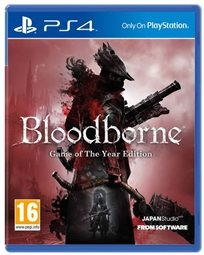 Bloodborne Game Of The Year Edition Ps4 במלאי! אירופאי!