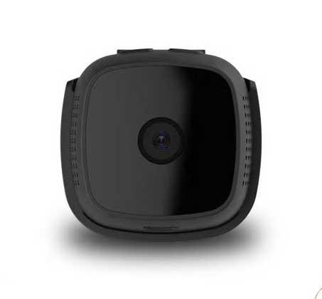מצלמת ריגול זעירה FULL HD 1080P SPY CAM MICRO CAM DV דגם C9 עם קליפס