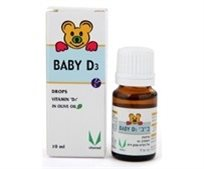 Vitamed Baby D3