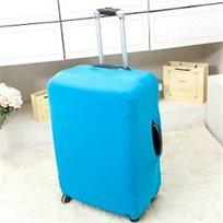 כיסוי בד צבעוני ומיוחד למזוודה