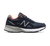 נעלי ספורט לנשים NEW BALANCE דגם W990NV4 בצבע כחול